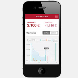 Banco Popular app monitorización tiempo real